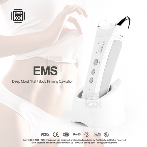Facial Slimming EMS Handheld 3D Smart Injection Mesotherapy Body Slimming Device Beautifying Shape Reduce Circumference
